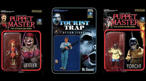 Full Moon Releases 'Tourist Trap' and 'Puppet Master' Mini Action Figures