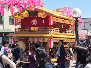 弥生祭は明日が最終日です!