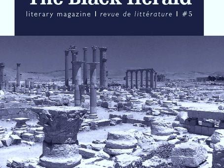 The Black Herald, la revue - the magazine, 2011-2015