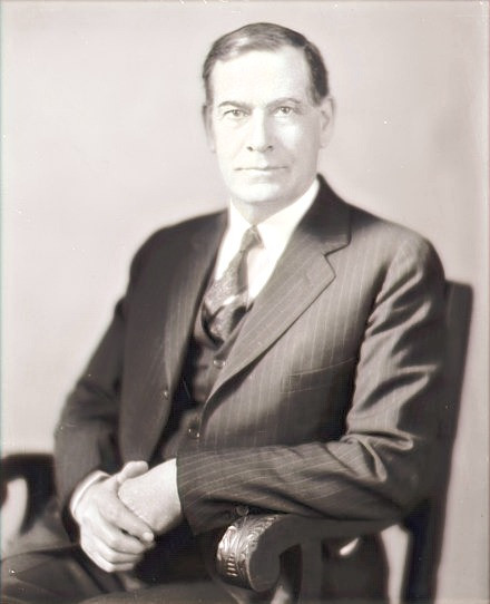 Senator Wesley Jones (R-WA)