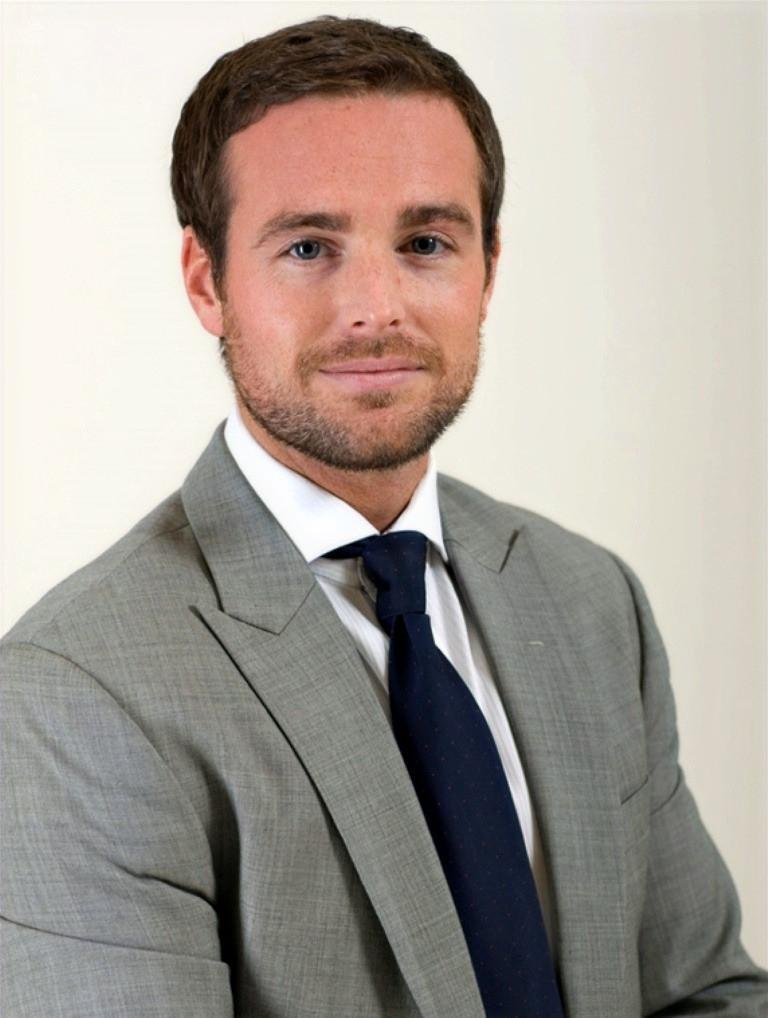 Tom Coleman, Group Exhibition Director, Informa Markets Healthcare