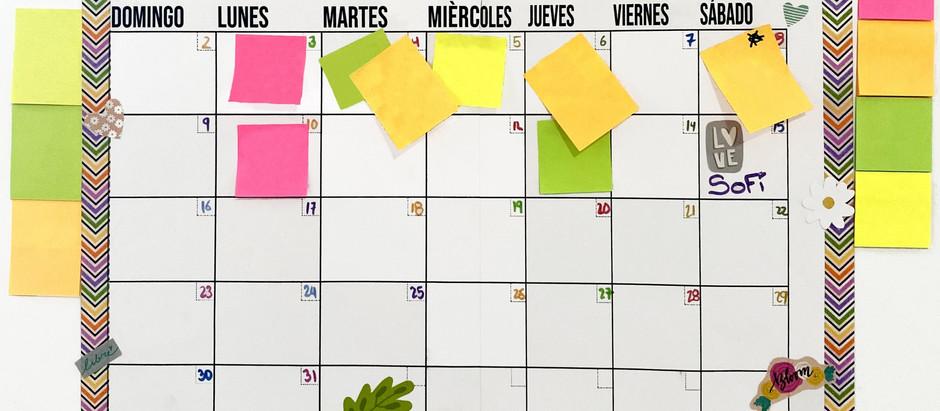 Calendario DIY... 📅