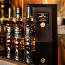 Challenge Your Senses With The New The Glenlivet Spectra.
