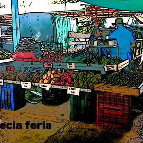 If this is Friday it must be feria day!!!