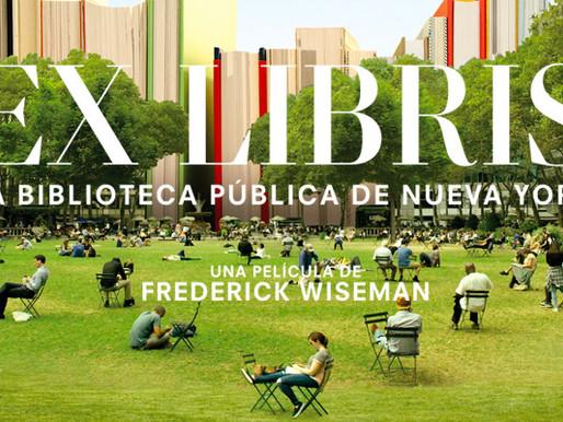 Ex Libris: The New York Public Library. El ágora del ahora