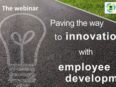 Check out our webinar on innovation