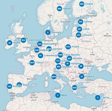 A Gragnano la più alta densità di mulini ad acqua in Europa