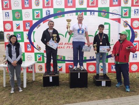 В результате упорной борьбы тульские спортсмены заняли практически весь призовой пьедестал!