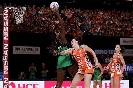 Fowler crowned Suncorp Super Netball player of the year