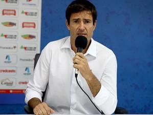 Novidade: Diego Cerri retorna ao Bahia após ficar um mês afastado por doença