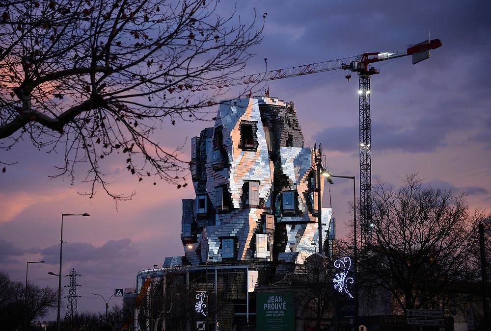 Frank Gehry  - Luma Arles