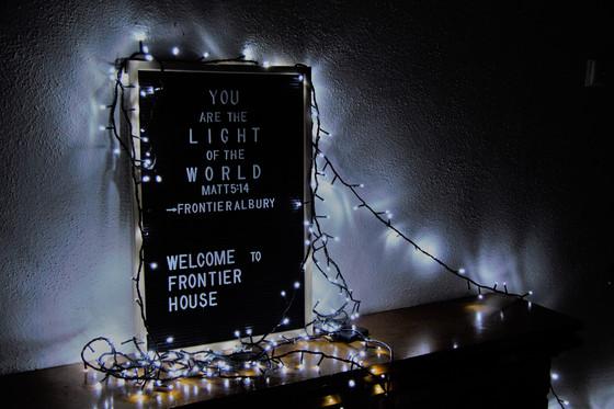 Fairy Lights and Wednesday Nights