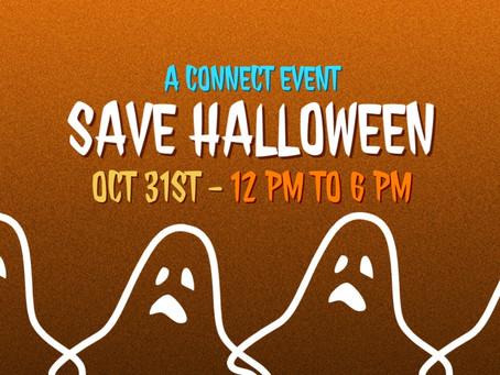 NEW EVENT: Save Halloween