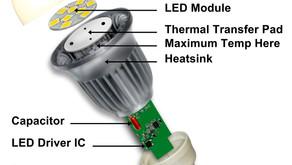 LED Bulb & Its Parts