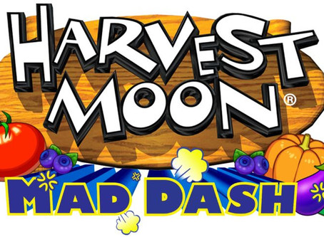 Harvest Moon: Mad Dash to serve up gaming in Europe