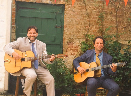 Small Instrumental Bands For 'New Normal' Weddings & Events | Jonny Hepbir Gypsy Jazz Ensemble