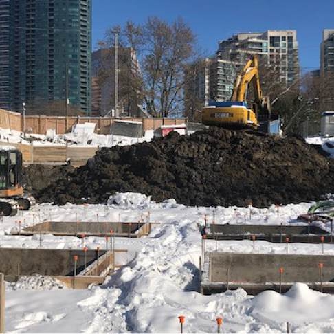 Construction Update - January 2020