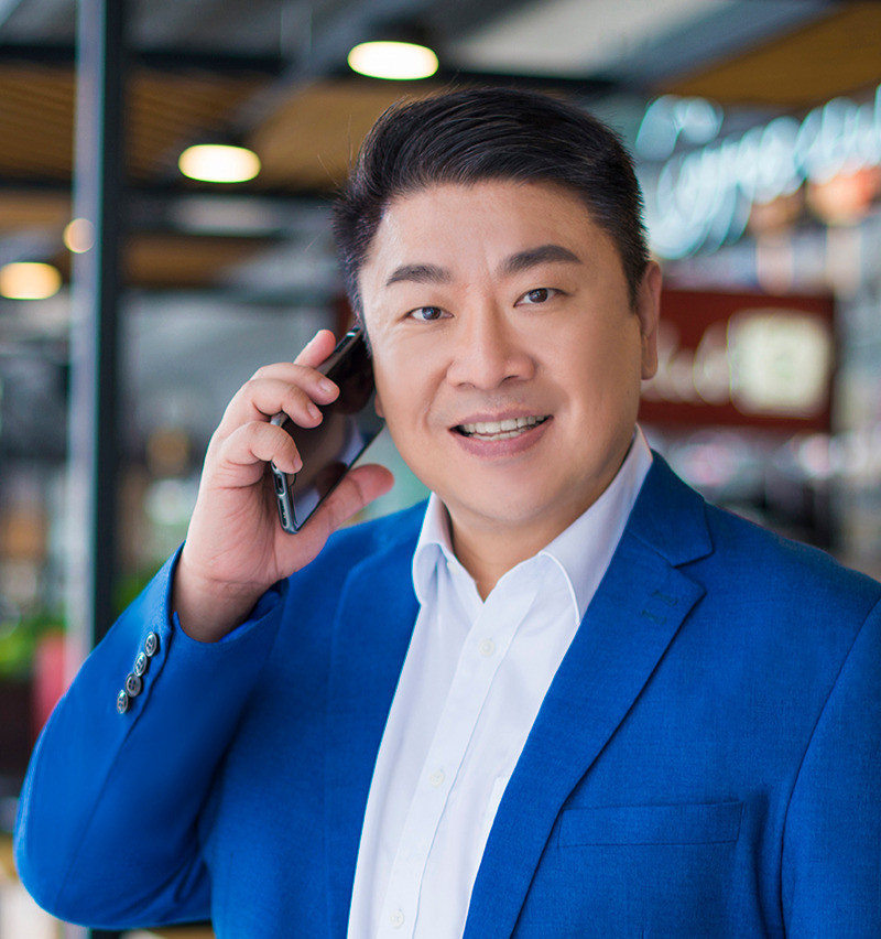 Anthony Yeo Orangetee leader property agent mentor trainer recruiter RES Course