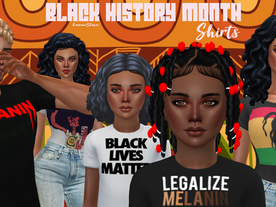 Black History Month Set