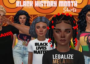 Black History Month Set