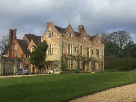 Greys Court - The Knollys Home