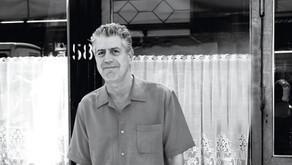 En los zapatos de Bourdain: la ruta del experto en Santiago