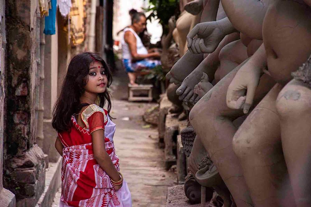 durga photo online bengali magazine bangla canvas