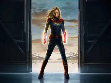 Capitã Marvel: Uma heroína verdadeiramente empoderada