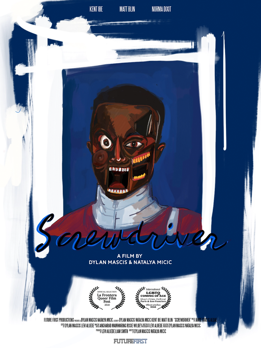 Screwdriver short film poster