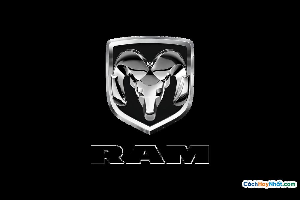 Logo Ram PNG