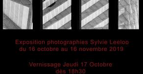 Exposition Photographies Sylvie Leeloo du 16 octobre au 16 novembre - Vernissage le 17 octobre 18h30