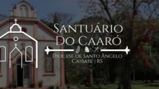Lançamento do site oficial do Santuário do Caaró