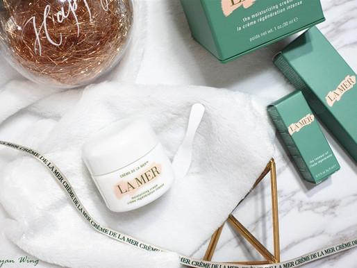 |護膚の享|轉季拯救乾敏感肌恩物 ➥ Crème de la Mer 精華面霜