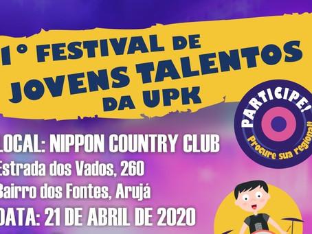 Festival de Jovens Talento da UPK