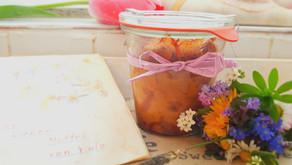 Muttertags-Post: Erdbeerkuchen im Glas 🍓💌