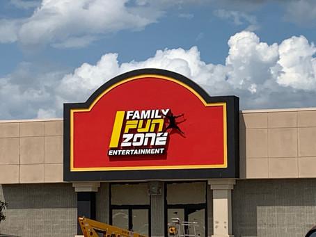 New Family Fun Zone Opening In Fall