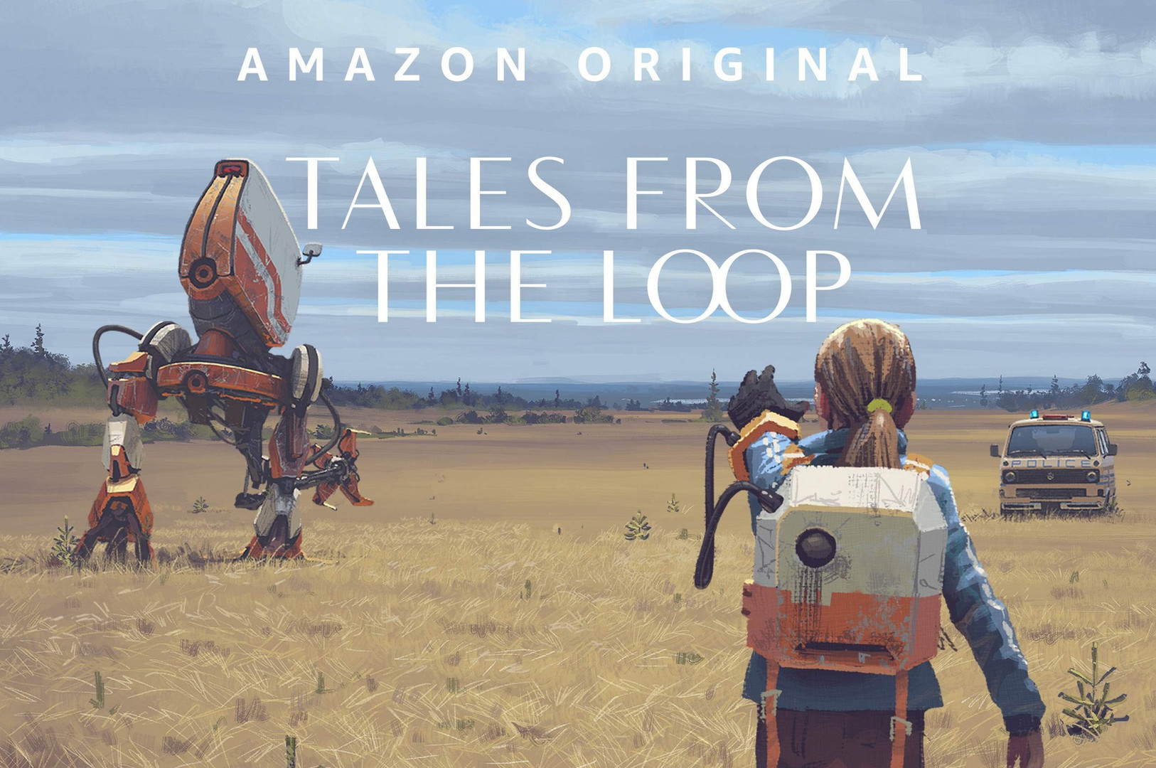 Tales from the Loop - Official Trailer