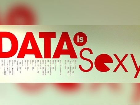 If you want to look sexy, then think data governance.