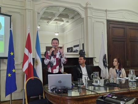 CBCS participa de encontro latino-americano
