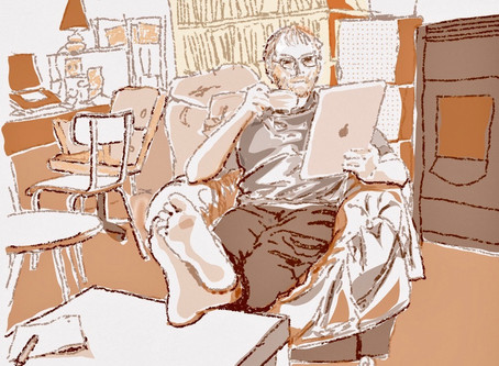 Le Blog de l'Artiste .