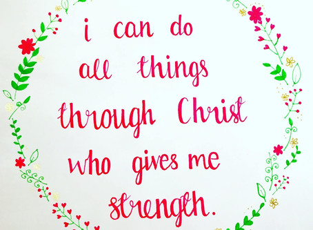 Resilience: A Hallmark of Christian Character