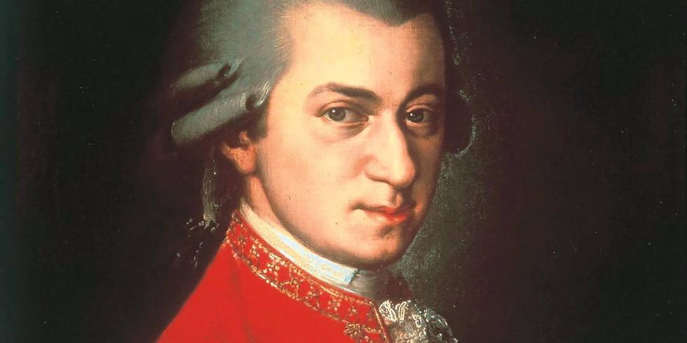 Open Rehearsal - Mozart Requiem