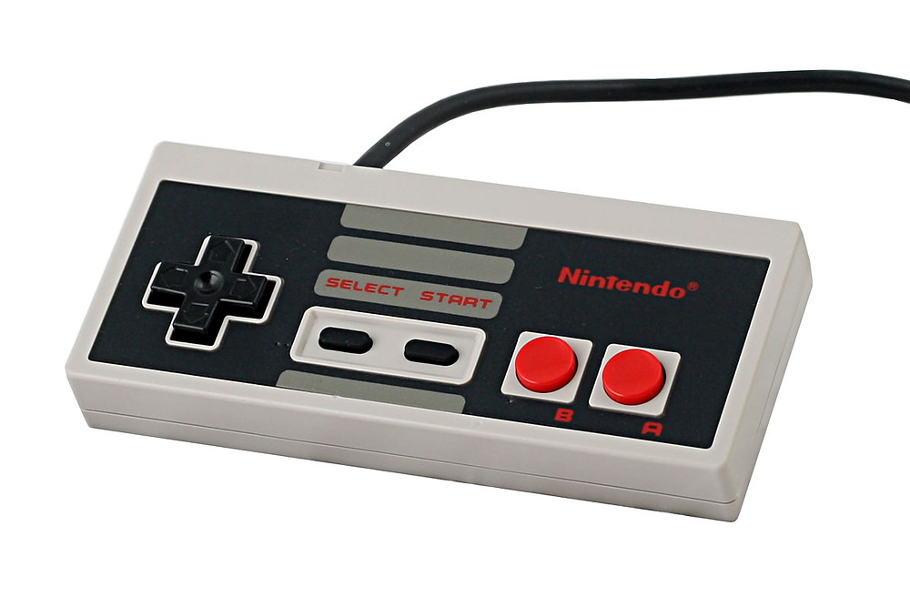 Nintendo NES Joypad