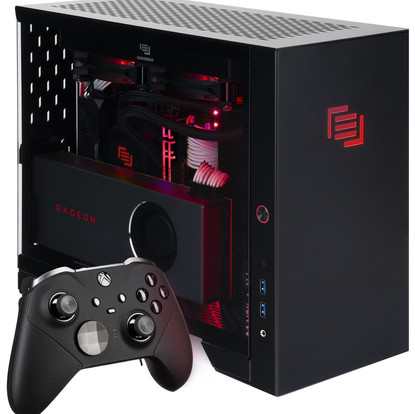 MAINGEAR TURBO AMD Ryzen 3000XT gaming desktop