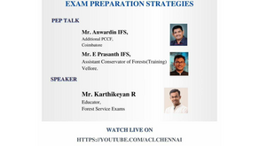 Anna Centenary Library Webinar Series on Competitive Examinations - August 2020