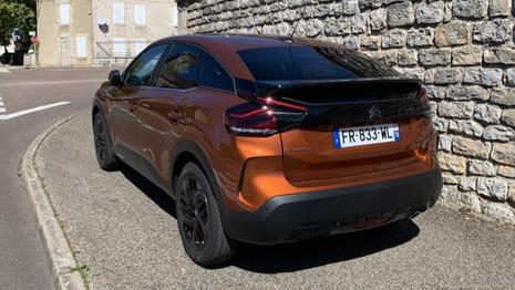 Citroën C4 : Les premiers essais en vidéo