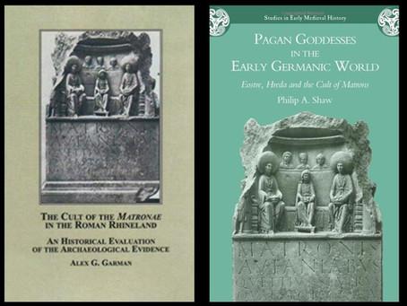 Disting vs. Disablot; Eostre vs. Eos, Astarte, and Ishtar