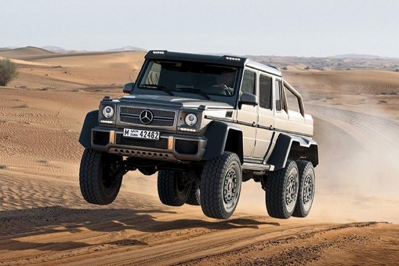 Mercedes-Benz G 63 | Rock Auto Club