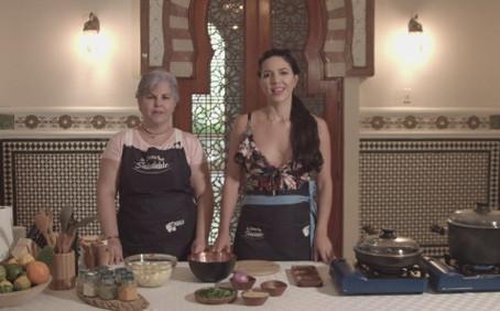Prepara esta práctica receta Quibbe de papa al horno