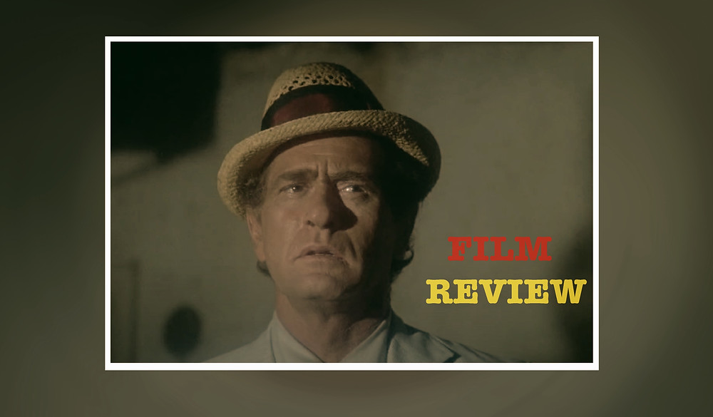 FILE PHOTO: Carl Kolchak in The Night Strangler (1973).  ©ABC; composite ©Ryota Nakanishi